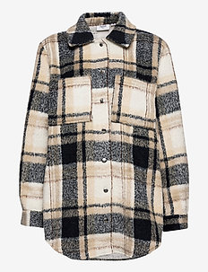 AtygaSZ Shirt Jacket - wool jackets - ice