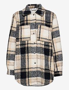 AtygaSZ Shirt Jacket - päällyspaidat - ice