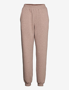 FilisaSZ Sweat Pants - kläder - chocolate chip melange