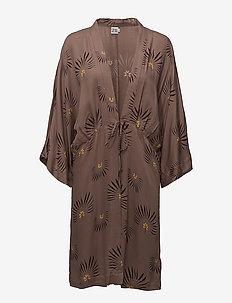 KIMONO WITH CACTUS PRINT - kimonos - antler