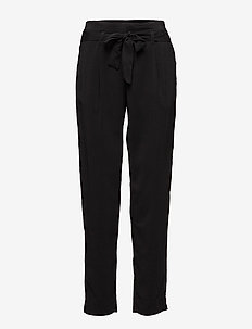 R5005, AndreaSZ LL Pants - casual byxor - black