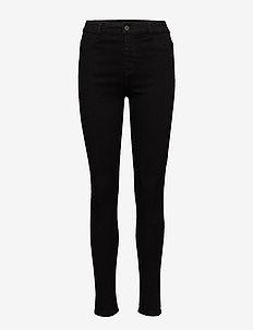 STRETCHY HIGHWAIST JEANS - skinny jeans - black