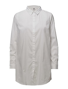 LONG SHIRT - WHITE