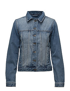 DENIM JACKET - LIGHTBLUE