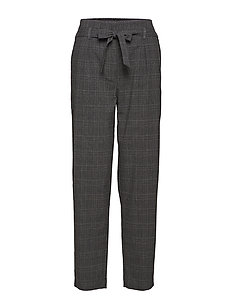 GLEN CHECK PANTS