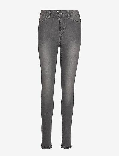 T5757, TinnaSZ Jeans - skinny jeans - dk.grey