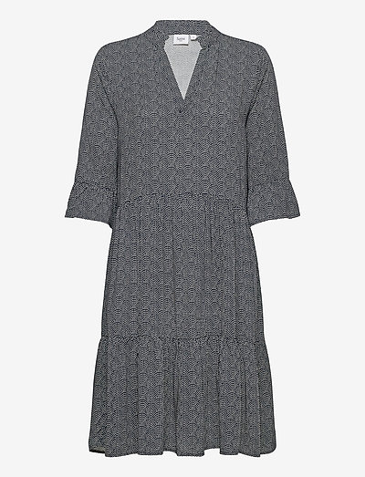 EdaSZ Dress - robes d'été - total eclipse sprinkle