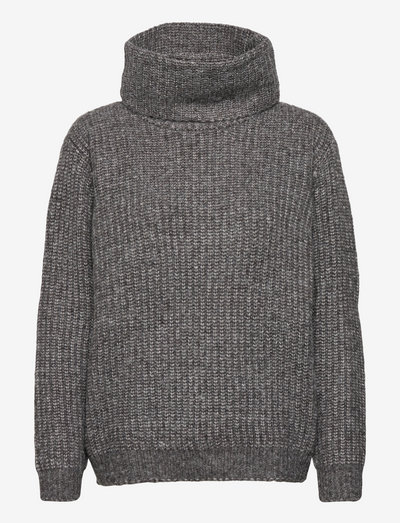 IvonnaSZ Pullover - pulls à col roulé - grey iron melange
