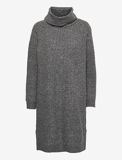 IvonnaSZ Dress - robes en maille - grey iron melange