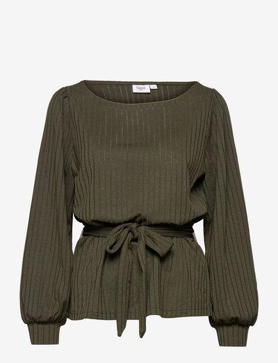 IlmaSZ Blouse - blouses à manches longues - rosin
