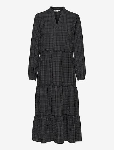 IndigaSZ Maxi Dress - hverdagskjoler - black