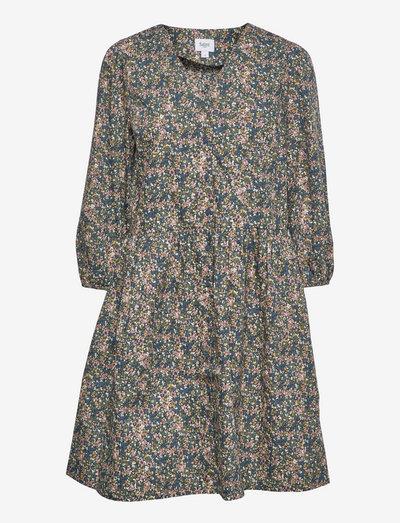 JuneSZ Dress - hverdagskjoler - antler multi floral