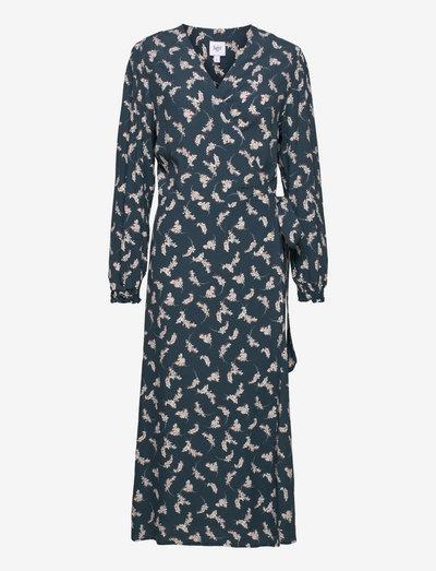 JaneSZ Dress - sommerkjoler - stargazer winter bloom