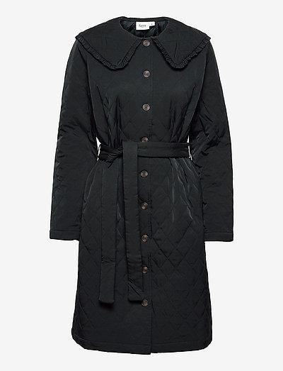 HerthaSZ Jacket - dynefrakke - black