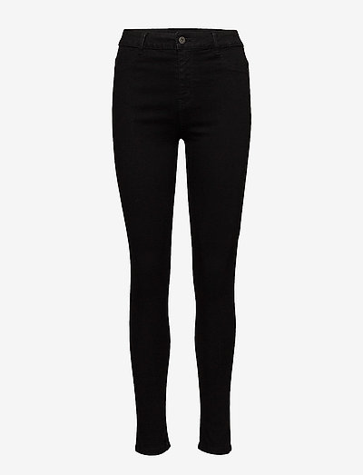 T5757, UllaSZ Jeans - skinny jeans - black