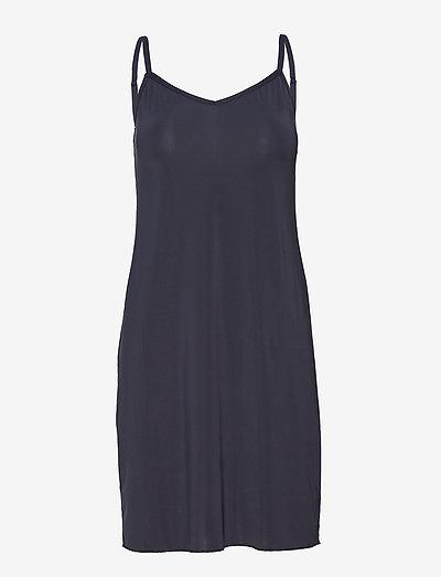 T6540, NenaSZ Strap Dress - korte kjoler - black