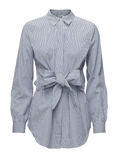 SHIRT W KNOT - PATRIOTBL.