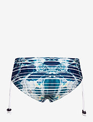Salming - Aquarius bikini hipster - majtki bikini - blue - 1
