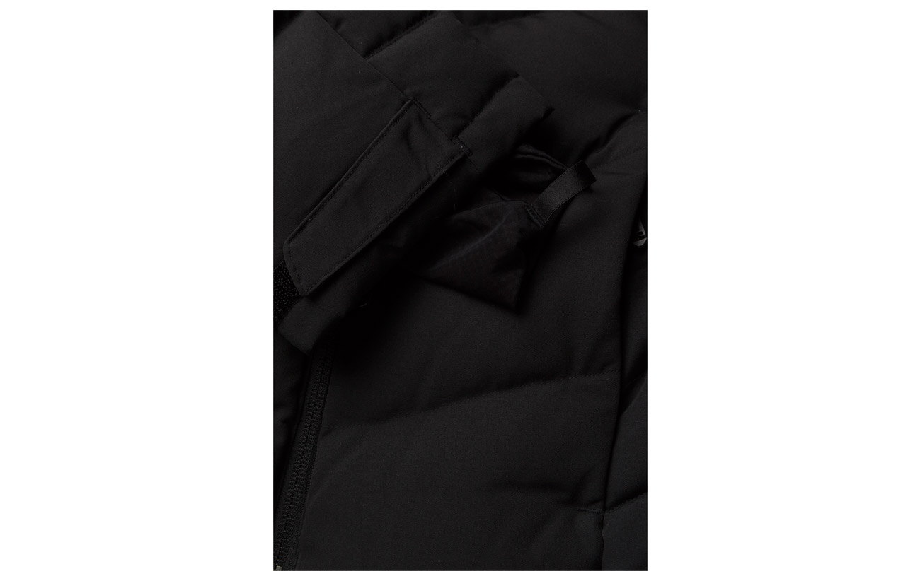 Motion Heather Icetown Black Jkt Intérieure W Équipement Salomon Polyester Doublure 100 Détails Fit aqdIYxw