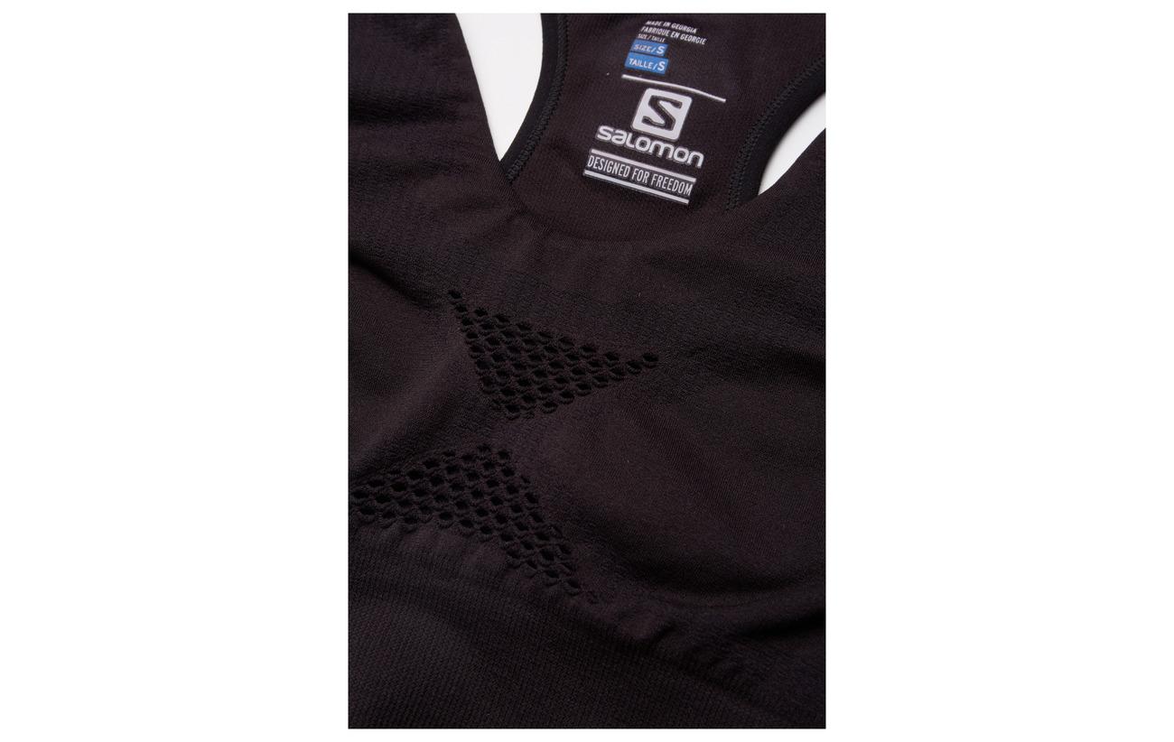 Seamless 30 Elastane Bra Black Nylon 5 37 Détails 14 Polyester The Équipement 56 Salomon vfwaYqWgUn