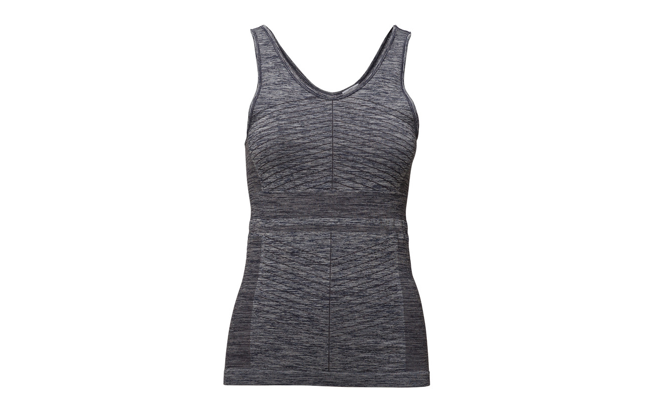 Détails Elevate W Tank Seamless Graphite Salomon Move'on nXzfzw