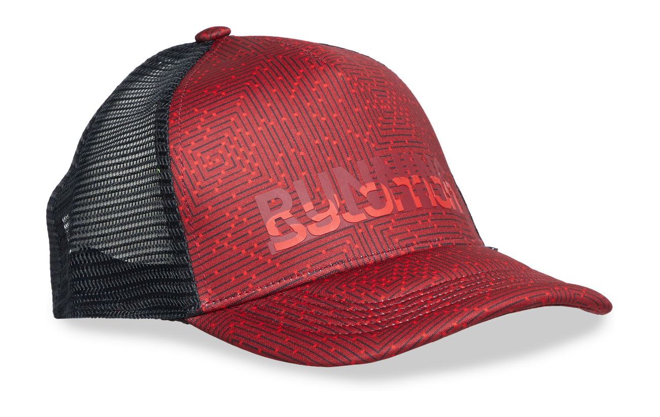 night Red Skybiking Cap Summer Biking SkySalomon Logo M UVpqSzM