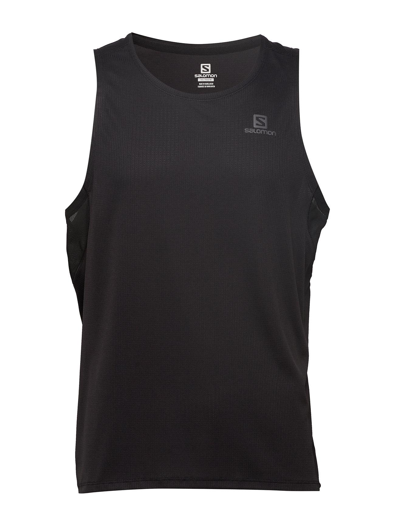 be5500f38bd Agile Tank M Black (Black) (21 €) - Salomon - | Boozt.com