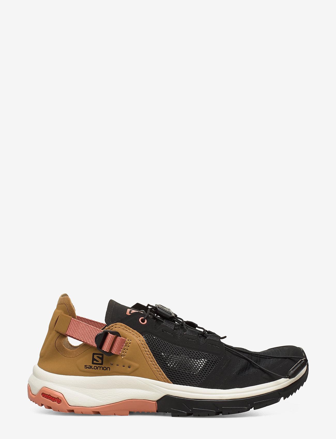 Shoes Tech Amphib 4 W (Black/bistre/tawny Orange) - Salomon 32AHdo