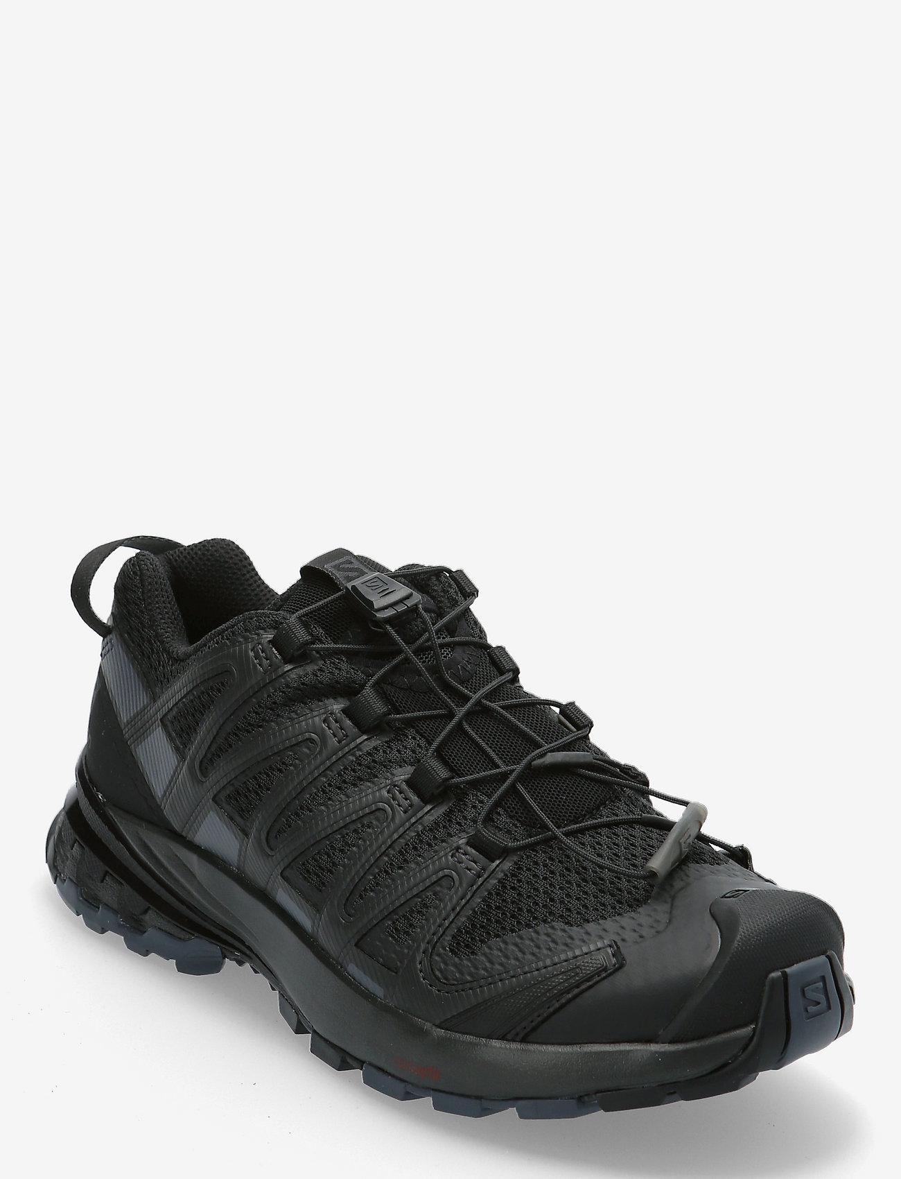 Salomon - XA PRO 3D v8 W Black/Phantom/Ebony - wanderschuhe - black - 0