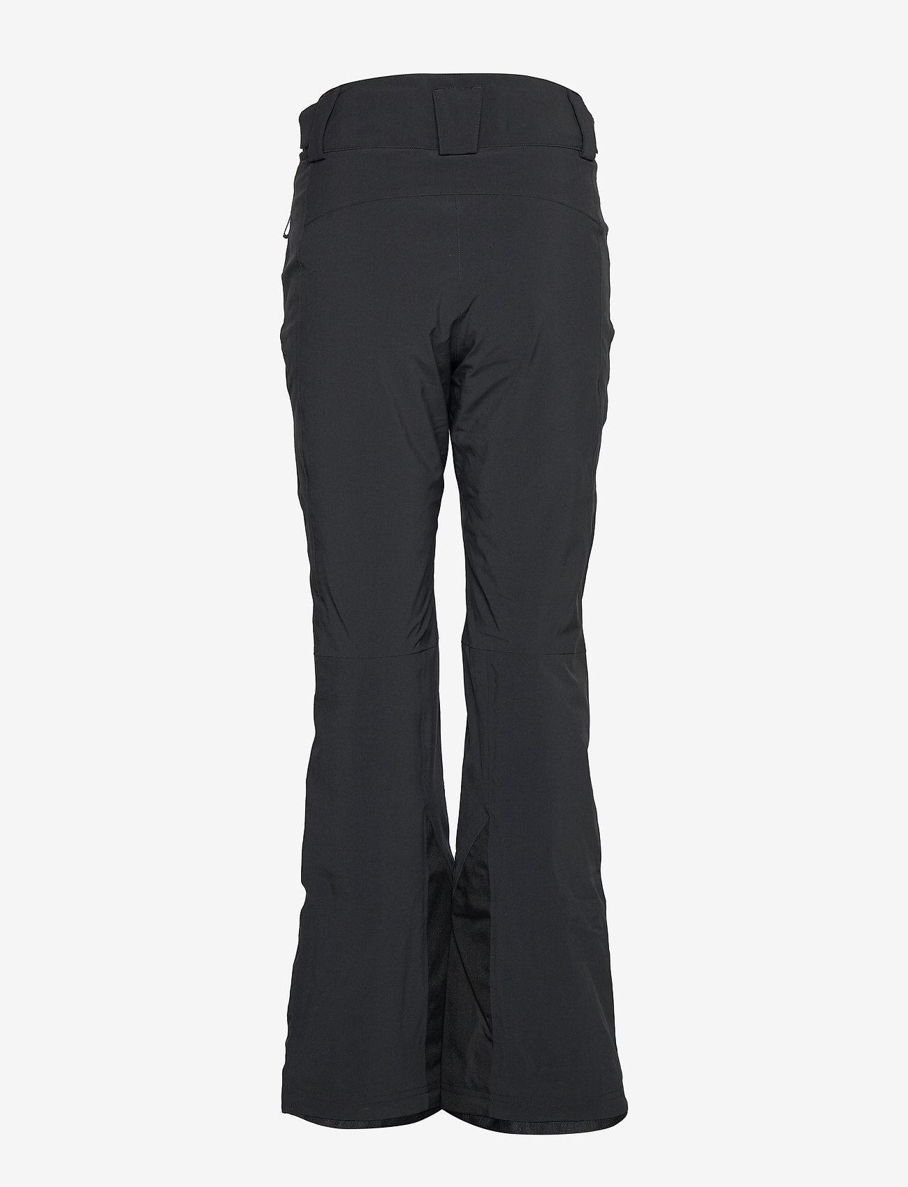 Salomon - ICEMANIA PANT W - spodnie narciarskie - black - 1