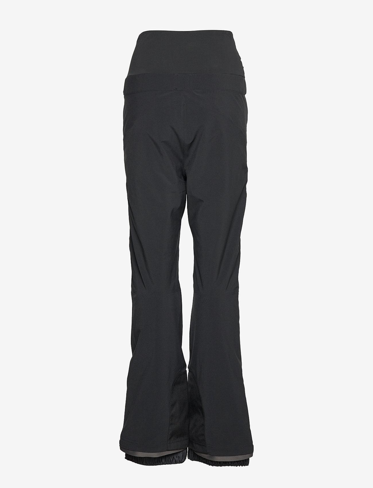 Salomon - ICEFANCY PANT W - spodnie narciarskie - black - 1