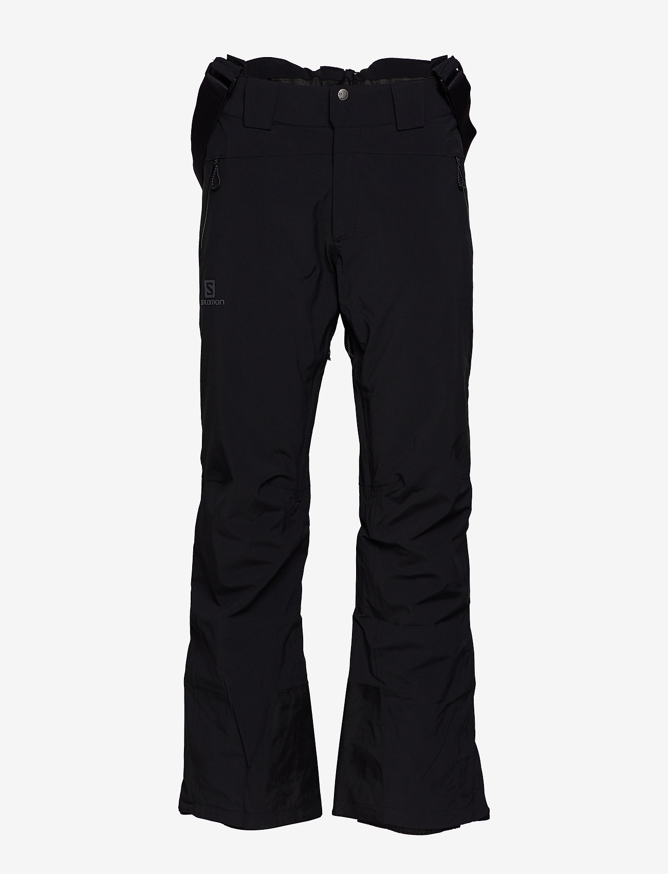 Salomon - ICEGLORY PANT M - skiing pants - black - 0
