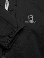 Salomon - BONATTI WP JKT M Black - sportsjakker - black - 6
