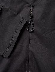 Salomon - LIGHTNING LIGHTSHELL JKT W - sports jackets - black - 4