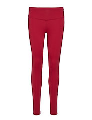 AGILE WARM TIGHT W - BEET RED
