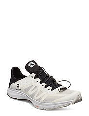 SHOES AMPHIB BOLD - WHITE/WHITE/BLACK