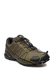 SPEEDCROSS 4 Grape Leaf/Burnt Olive/Bk - GRAPE LEAF/BURNT OLIVE/BLACK