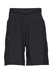 XA TRAINING SHORT M Black - BLACK