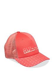 MANTRA LOGO CAP W Hibiscus/Dubarry - HIBISCUS/DUBARRY