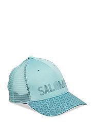 MANTRA LOGO CAP W CANTON/Balsam Green - CANTON/BALSAM GREEN