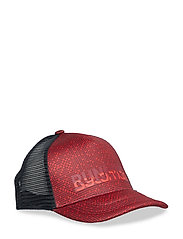 SUMMER LOGO CAP M BIKING RED/NIGHT SKY - BIKING RED/NIGHT SKY