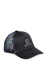 SUMMER LOGO CAP M Black/Quiet Shade - BLACK/QUIET SHADE