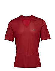 SENSE ULTRA TEE M BIKING RED - BIKING RED