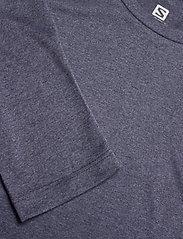 Salomon - COMET CLASSIC LS TEE W - topjes met lange mouwen - blue - 3