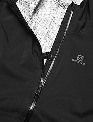 Salomon - LIGHTNING WP JKT W Black - training jackets - black - 6