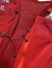 Salomon - ACTIVE SKIN 8 SET VALIAN/Rd Dahlia - trainingstassen - valiant poppy/red dahlia - 2