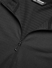 Salomon - OUTRACK FULL ZIP MIDLAYER Black - fleece - black - 2