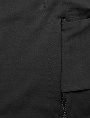 Salomon - OUTRACK FULL ZIP MIDLAYER Black - fleece - black - 3