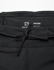 Salomon - XA HALF TIGHT M Black - løbe- og træningstights - black - 4