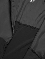 Salomon - AGILE FZ HOODIE W Black - träningsjackor - black - 4